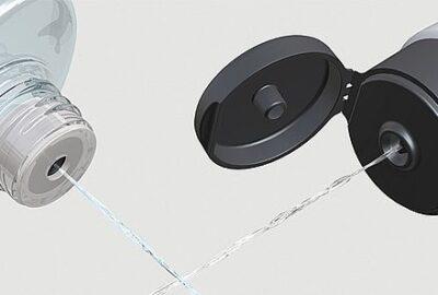 Аппликатор пластиковых туб для продуктов с низкой вязкостью.