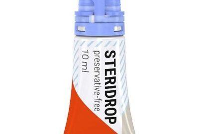 Швейцарская компания Neopac представила свою новую разработку — тубу ориентированную в качестве упаковки для стерильных капель SteriDrop ™